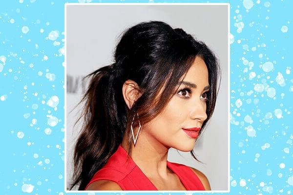 Celeb Inspired Messy Ponytail Hairstyles   Bebeautiful Pertaining To Loose Messy Ponytail Hairstyles For Dyed Hair (View 23 of 25)