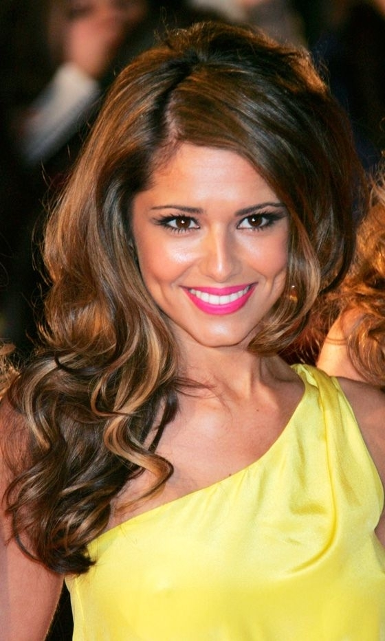 Cheryl Cole's Hairstyles: Be Inspired! | Cheryl Cole, Cheryl And With Red Carpet Worthy Hairstyles (View 9 of 25)