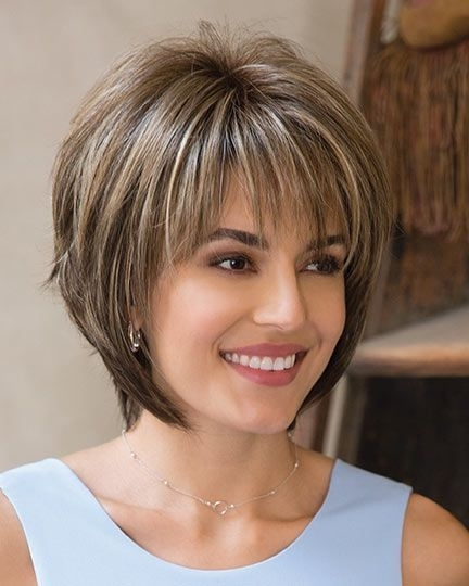 Collection Of Feather Cut Hair Styles For Short, Medium And Long Hair Regarding 2018 Brunette Pixie Hairstyles With Feathered Layers (View 15 of 25)