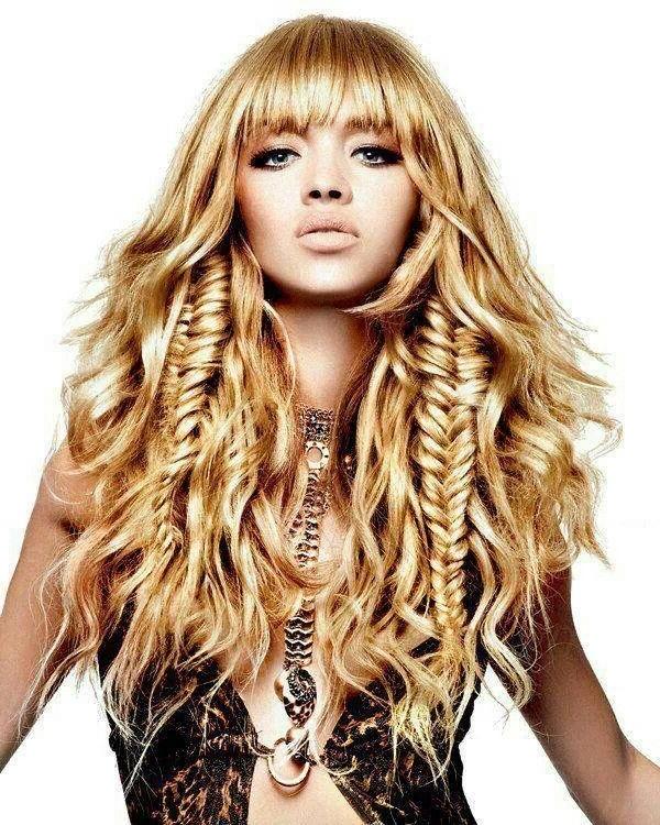 Cool Boho Hippie Rockstar Hair   Hair   Pinterest   Boho Hippie In Rockstar Fishtail Hairstyles (View 3 of 25)