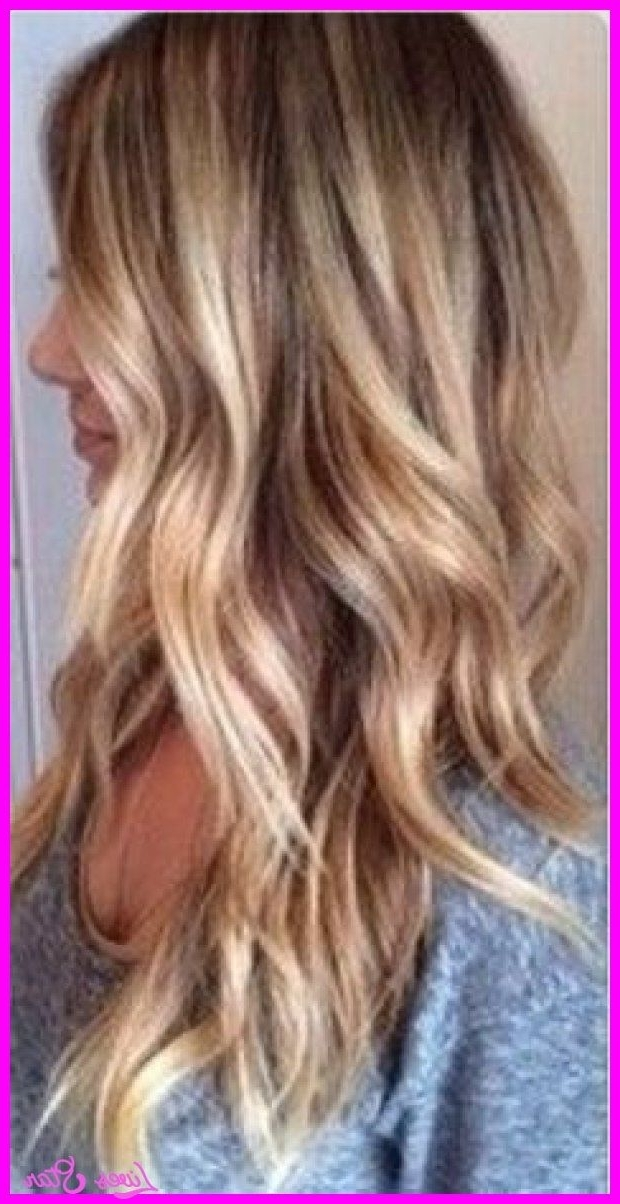 Cool Dirty Blonde Hair With Blonde Highlights | New Hair Color For Cool Dirty Blonde Balayage Hairstyles (View 4 of 25)