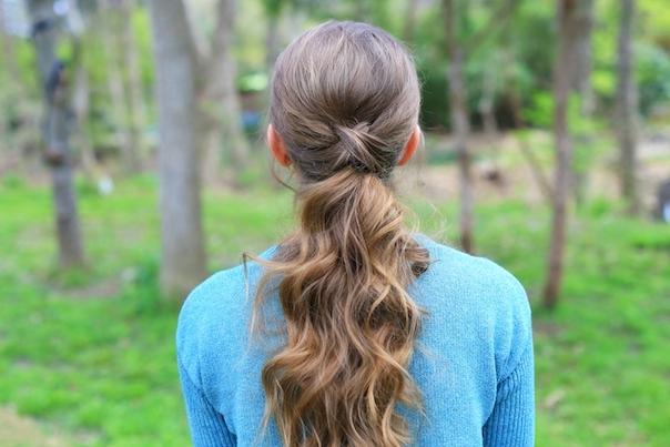 Criss Cross Ponytail | Cute Girls Hairstyles Within The Criss Cross Ponytail Hairstyles (View 10 of 25)