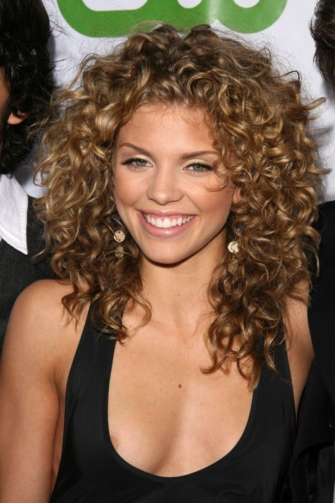 Curly Tortoiseshell Hair – Google Search | Hair | Pinterest | Curly In Tortoiseshell Curls Blonde Hairstyles (View 2 of 25)