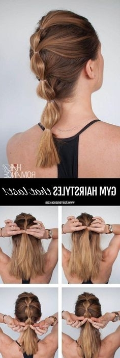 Cute Ponytails | Hair | Pinterest | Ponytail And Hair Style Within Bubbly Blonde Pony Hairstyles (View 18 of 25)