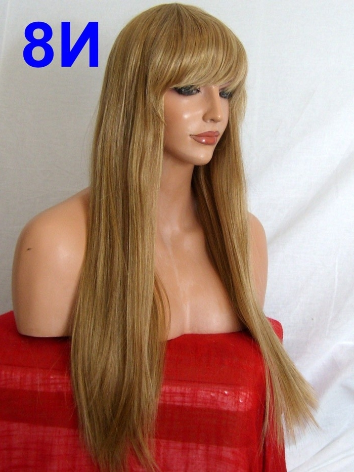 Dark Blonde Wig Poker Straight |Quickclipinhairextensions.co (View 5 of 25)
