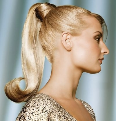 Different Types Of Ponytail Hairstyles – Your Beauty 411 With Glamorous Pony Hairstyles (Gallery 13 of 25)