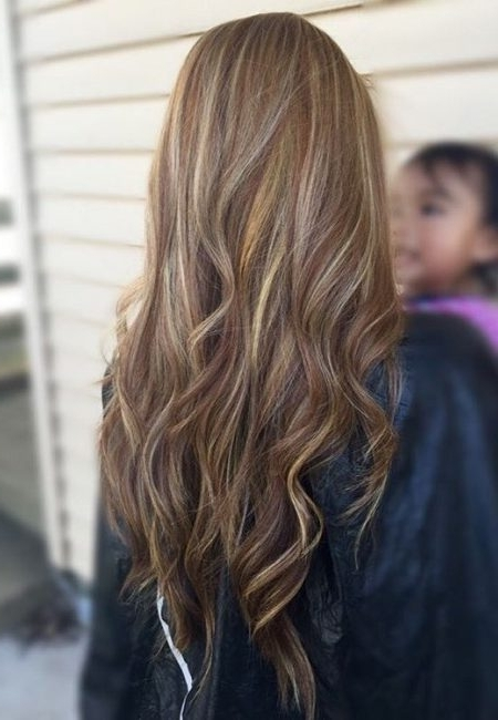 Dirty Blonde Hair Colors For 2017 – Best Hair Color Ideas & Trends With Dirty Blonde Hairstyles (View 22 of 25)