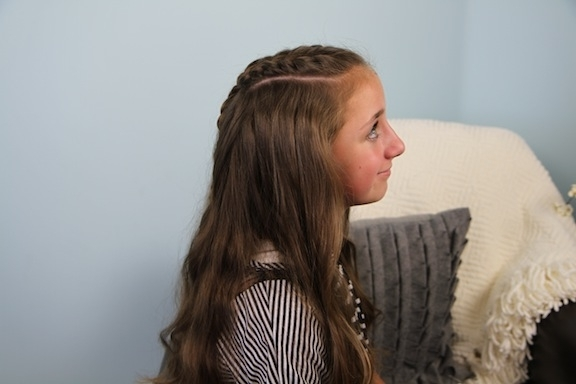 Double French Braid And Twist | Braid Hairstyles | Cute Girls Hairstyles with Double Braided Hairstyles