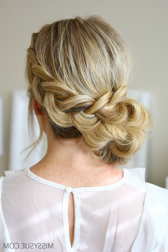 Dutch Braids intended for Double Floating Braid Hairstyles