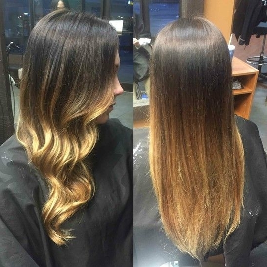 Ecaille Tortoise Shell Haircolor (View 9 of 25)