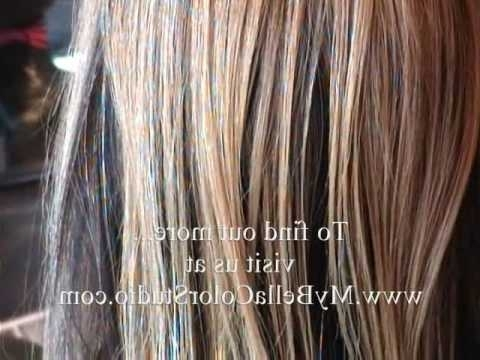 End Results High Contrast 3 Color Hair Colorsharon Sovinski For Contrasting Highlights Blonde Hairstyles (View 24 of 25)