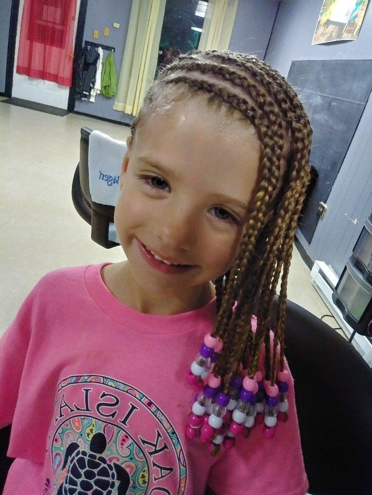 Entwined The Kids Braid Bar, Anderson, Sc – Pricing, Reviews, Book Within Entwining Braided Ponytail Hairstyles (View 11 of 25)