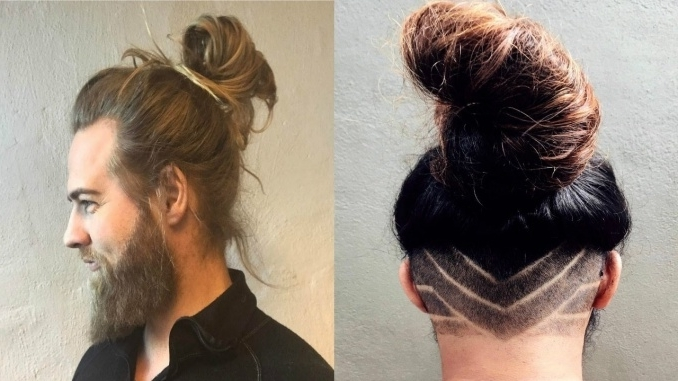 Eti's Advice On How To Create Sexy Man Bun Styles You Need To Know Pertaining To Hot High Rebellious Ponytail Hairstyles (View 13 of 25)