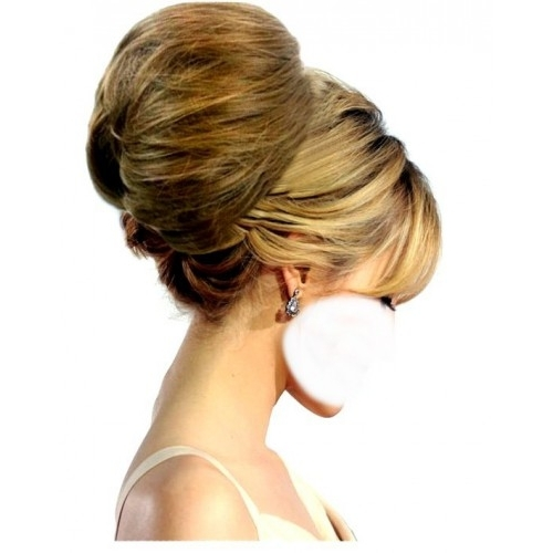 Eva Big Drawstring Looped Ponytail Hair Extension Inside Loose And Looped Ponytail Hairstyles (View 10 of 25)