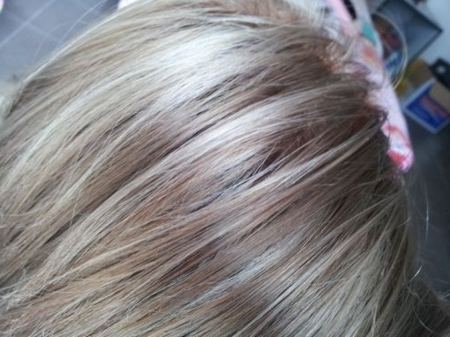 Exciting Dirty Blonde Hair With Highlights With Extra Blonde Hair Intended For Dark Brown Hair Hairstyles With Silver Blonde Highlights (View 19 of 25)
