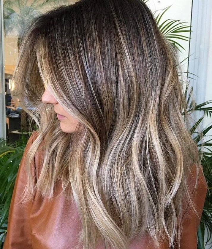 Face Frame Highlights | Hair Color | Pinterest | Face Frame Regarding Dishwater Blonde Hairstyles With Face Frame (View 3 of 25)