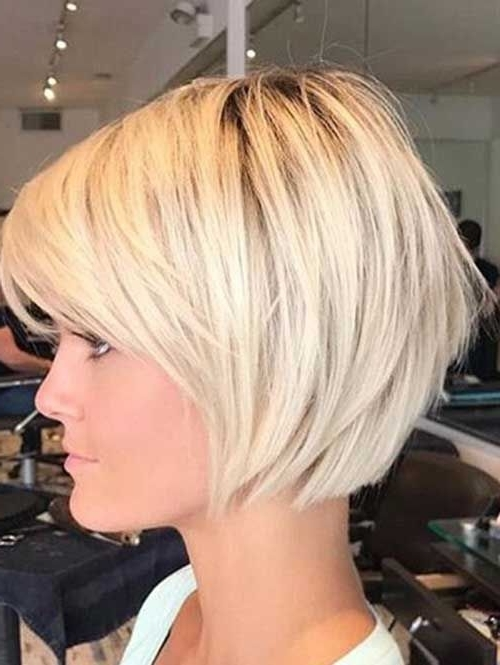 Fantastic Short Haircuts 2017 2018 | Nails & Hair | Pinterest Intended For Most Recently Pastel And Ash Pixie Hairstyles With Fused Layers (View 11 of 25)