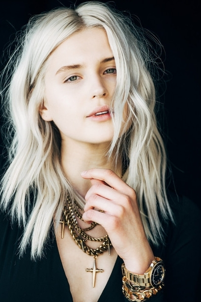 Fire On The Head, Blogger, Hairstyles, Platinum Hair, Blonde Hair With Golden And Platinum Blonde Hairstyles (View 24 of 25)