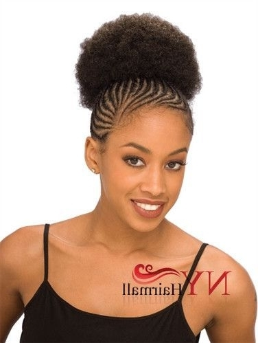 """Freetress Equal Drawstring Ponytail Afro 5"""" 