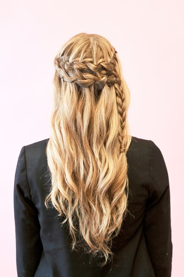 Genius New Ways To Braid Your Hair Inside Beachy Braids Hairstyles (View 25 of 25)