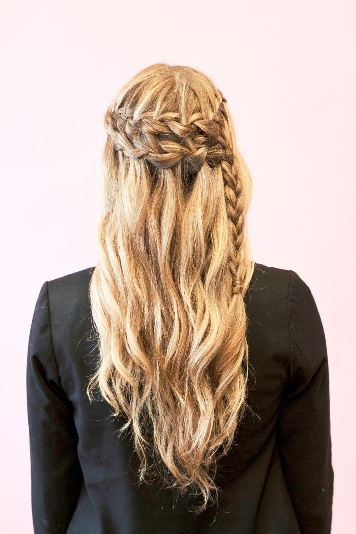 Genius New Ways To Braid Your Hair Inside Beachy Braids Hairstyles (View 19 of 25)