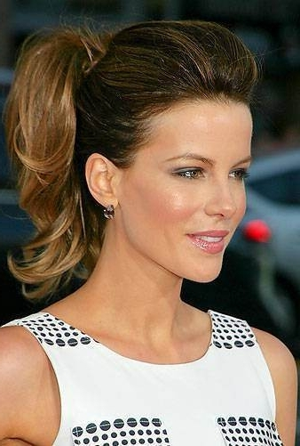 Glam Ponytail Hairstyles – Hairstyles intended for Glam Ponytail Hairstyles