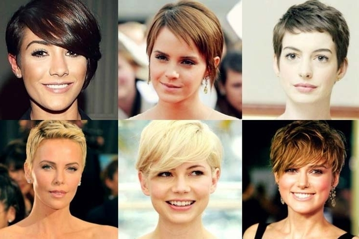 Glamorous Pixie Cut For Style And Elegance Within Most Up To Date Imperfect Pixie Hairstyles (Gallery 13 of 25)