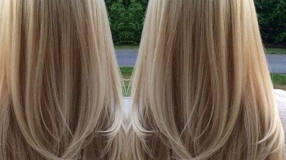 Gorgeous Layered Hairstyles For Long Hair | Big Southern Hair intended for Straight Sandy Blonde Layers