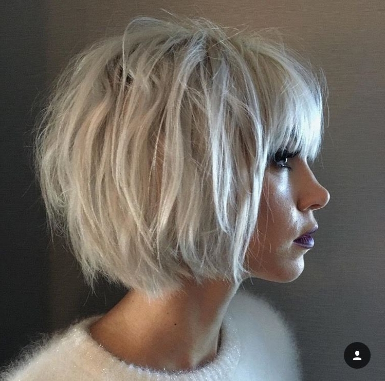 Growing Out A Pixie. Next Hair Goal. | Hair | Pinterest | Hair Goals Pertaining To Paper White Pixie Cut Blonde Hairstyles (Gallery 13 of 25)
