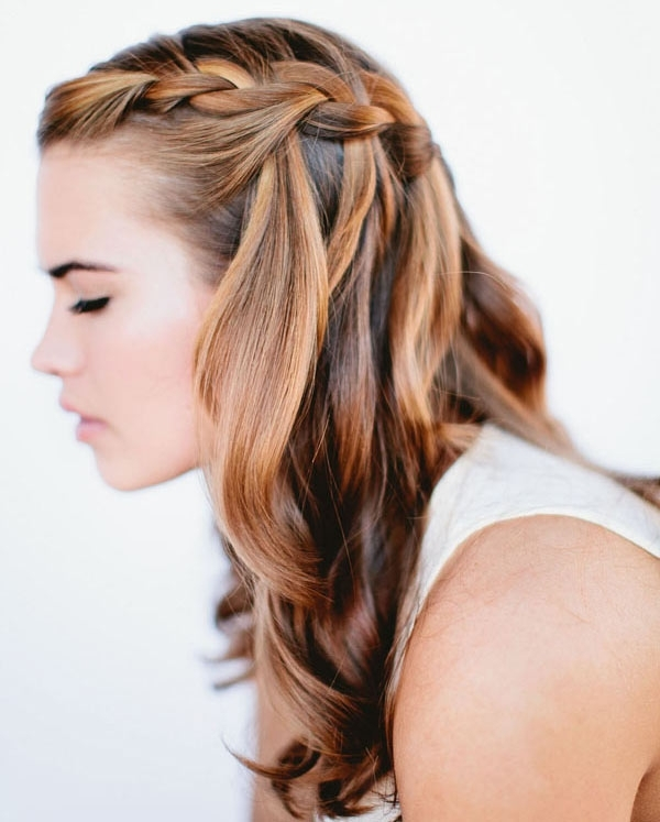 Hair Braiding Lessons: Learning How To Braid Hair Creatively Pertaining To Rockstar Fishtail Hairstyles (View 19 of 25)