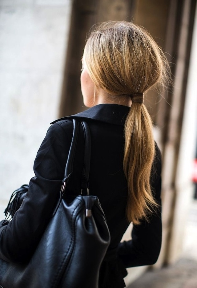 Hair How To: 8 Wrapped Ponytails Intended For Wrapped Up Ponytail Hairstyles (View 16 of 25)