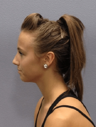Hair, Makeup & Dress Requirements – Charlee's Elite School Of Dance Intended For Updo Ponytail Hairstyles With Poof (View 25 of 25)