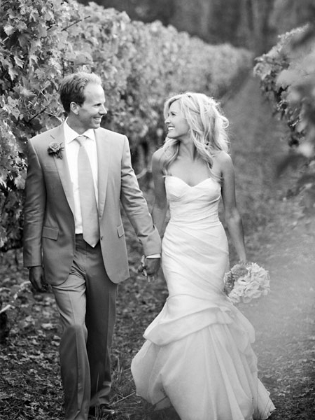 Hair Models: Long, Wavy Wedding Hairstyle Idea Within White Wedding Blonde Hairstyles (View 20 of 25)