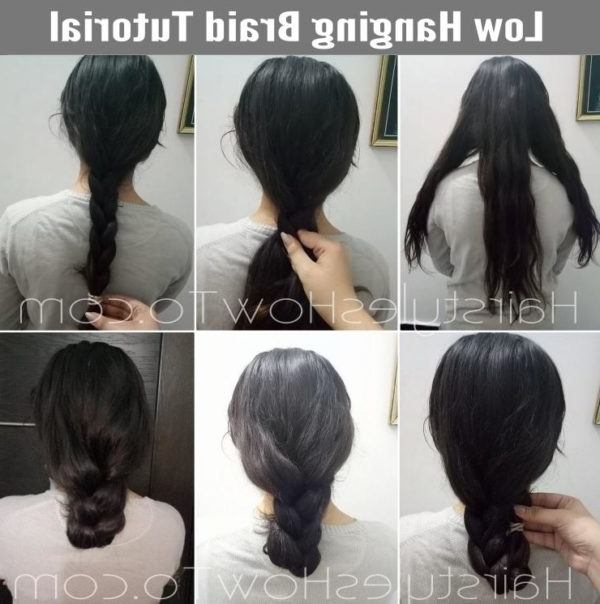 Hair Tutorials | Hairstyles How To With Low Hanging Ponytail Hairstyles (View 14 of 25)