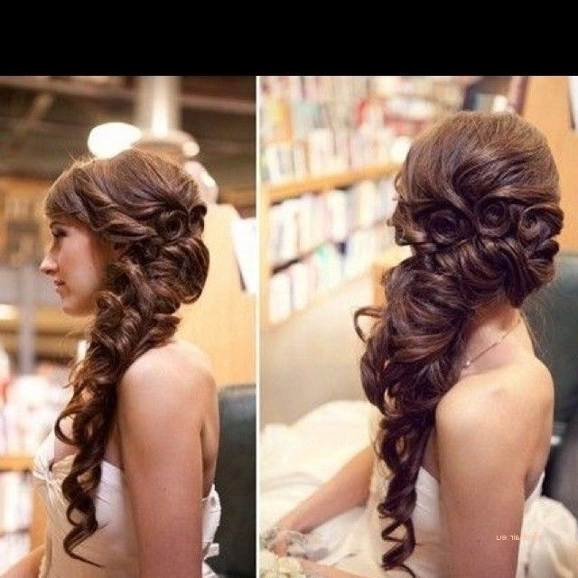 Hairstyle For Side Ponytail – Afrohair With Fancy Side Ponytail Hairstyles (View 18 of 25)