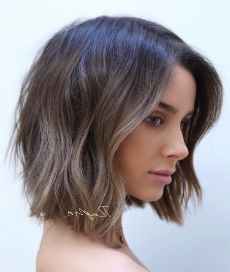 Hairstyle: Magnificent Short Wavy Haircuts Ide ~ Hotelaltosegre In Most Popular African American Messy Ashy Pixie Hairstyles (View 22 of 25)