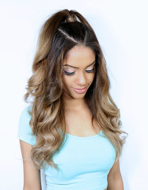 Hairstyles Archives – Hot Beauty Health Within Midi Half Up Half Down Ponytail Hairstyles (View 10 of 25)