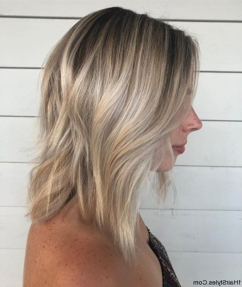Hairstyles – The Most Crazy Hairstyles » Dirty Ash Blonde On Inside Feathered Ash Blonde Hairstyles (View 21 of 25)
