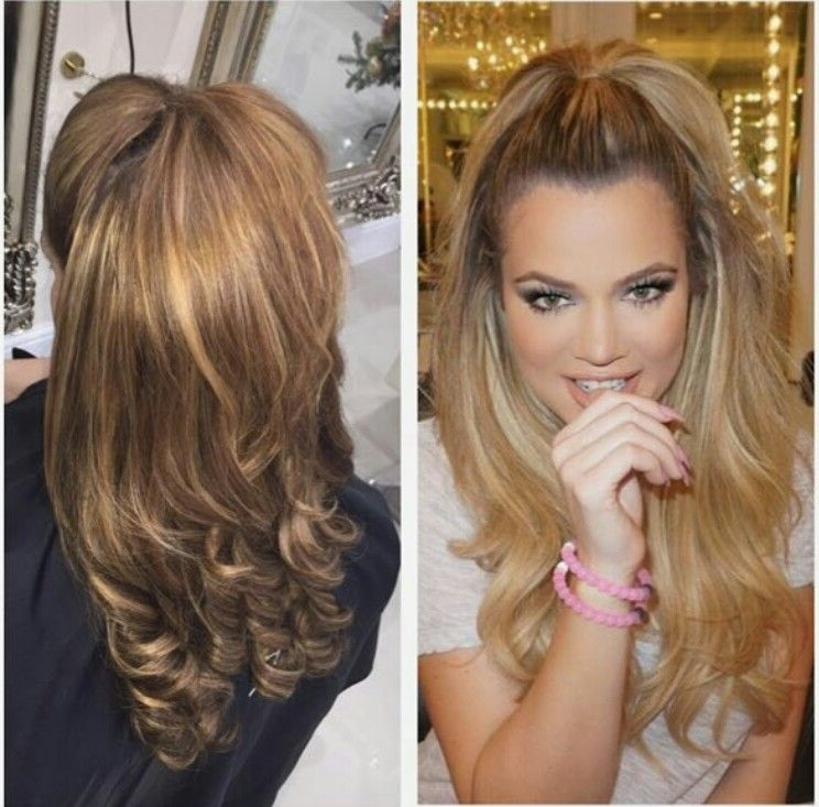 Featured Photo of Formal Half Ponytail Hairstyles