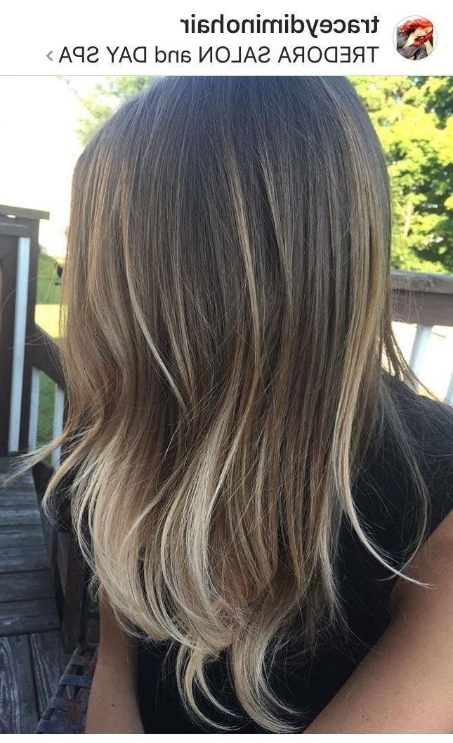 High Contrast Cool Blondes, Dark And Light Blonde, Ash Blonde Throughout Dark And Light Contrasting Blonde Lob Hairstyles (View 4 of 25)