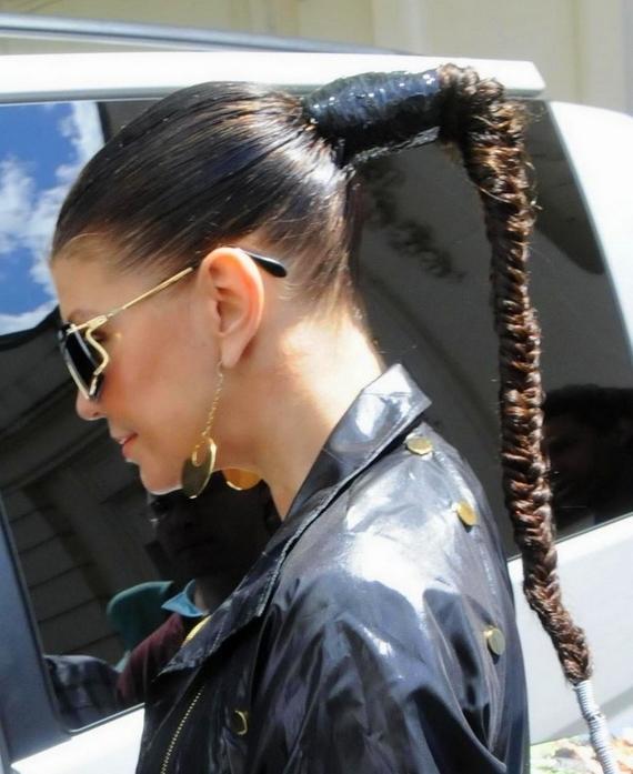 High Ponytail Hairstyles – Stylish Eve Throughout Straight High Ponytail Hairstyles With A Twist (View 21 of 25)