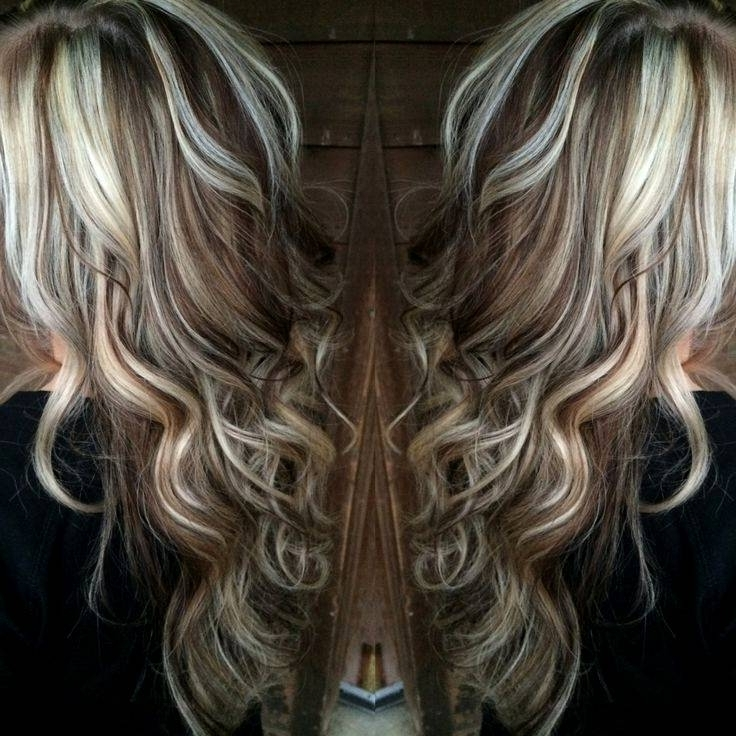 Highlight Colors For Ash Blonde Hair – Coolhairstyles (View 18 of 25)
