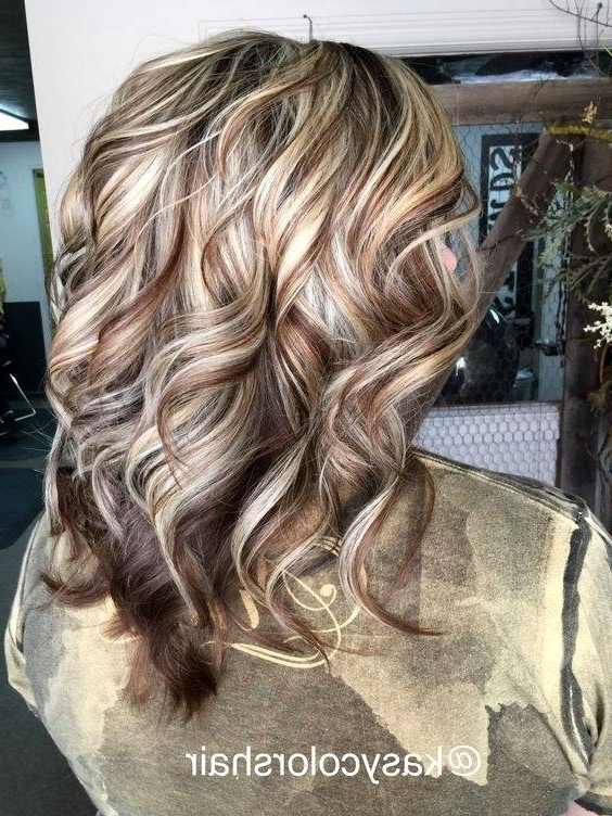Highlight Colors For Blonde Hair – Coolhairstyles (View 19 of 25)