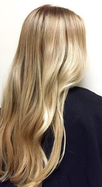 Honey And Butter Blonde Highlights | Locks | Pinterest | Blondes In Buttery Highlights Blonde Hairstyles (View 19 of 25)