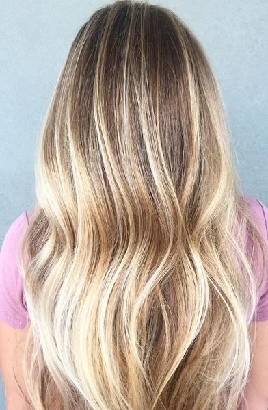 Honey Blonde And Butter Highlights | Hairstyles | Pinterest In Buttery Highlights Blonde Hairstyles (View 6 of 25)