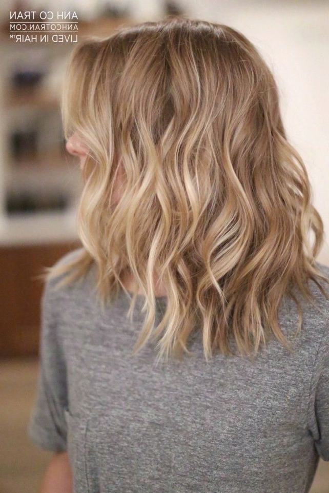 Honey Blonde | Hair | Pinterest | Blondes, Honey And Hair Coloring In Medium Honey Hued Blonde Hairstyles (View 6 of 25)