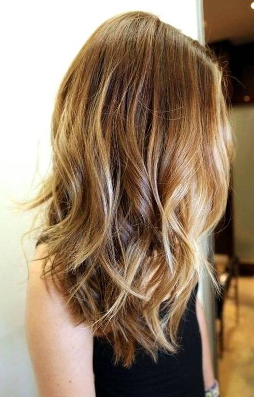 Honey Blonde Highlights On Medium Brown Hair – Coolhairstyles (View 19 of 25)