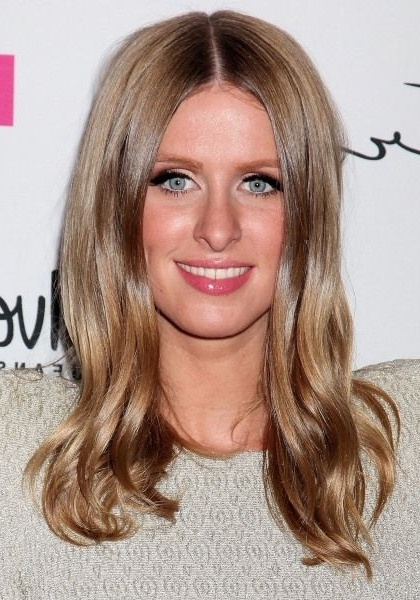 Honey Blonde ~~~~ Nicky Hilton Hairstyle | My Style<3 | Pinterest In Honey Blonde Hairstyles (View 20 of 25)