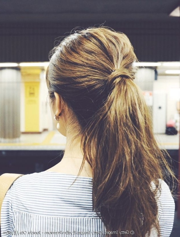 How Do You Do A Bouffant Ponytail? For Bouffant Ponytail Hairstyles (View 24 of 25)
