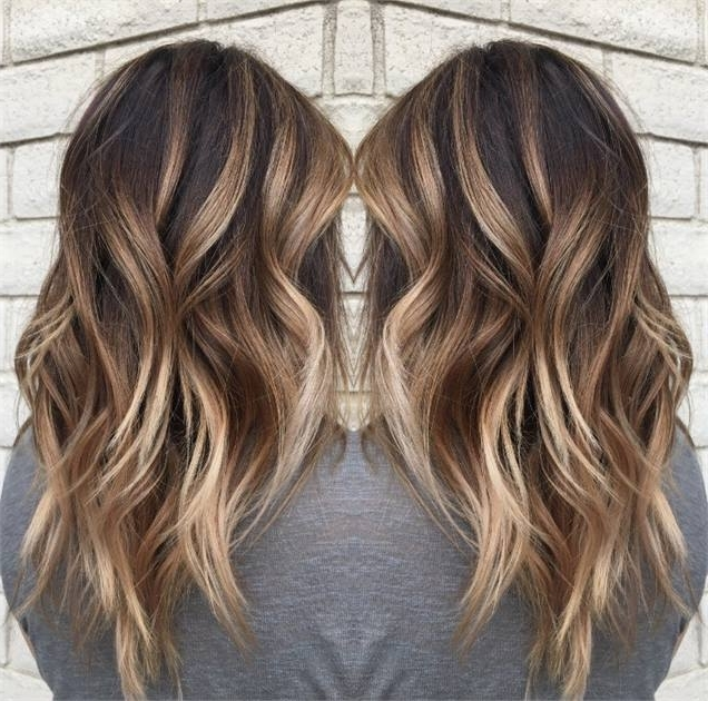 How To: Balayage With Cool, Pale Blonde Ends – Hairstyling & Updos Within Pale Blonde Balayage Hairstyles (View 6 of 25)